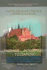 Migracje - integracje - tożsamość