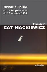 Historia Polski od 11 listopada 1918 do 17 września 1939