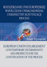 Rozszerzanie Unii Europejskiej
