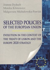 Selected Policies of the European Union