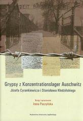 Gryps z Konzentrationslager Auschwitz Józefa Cyrankiewicza i Stanisława Kłodzińskiego
