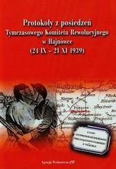 Protokoły z posiedzeń Tymczasowego Komitetu Rewolucyjnego w Hajnówce