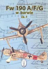Fw 190 A/F/G w barwie część 1