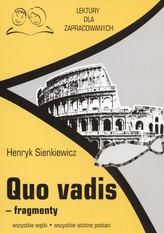Quo Vadis fragmenty Lektury dla zapracowanych