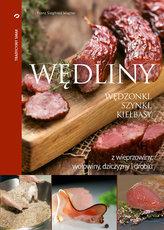 Wędliny wędzonki, szynki, kiełbasy z wieprzowiny, wołowiny, dziczyzny i drobiu