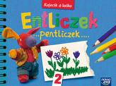 Entliczek Pentliczek 2 Kajecik 4-latka