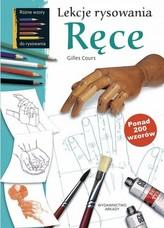 Lekcje rysowania Ręce