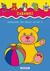 Zabawki Malowanki od lat 2