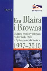 Era Blaira i Browna.