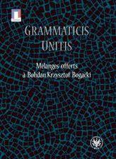 Grammaticis unitis Melanges offerts a Krzysztof Bogacki