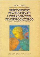 Efektywność psychoterapii i poradnictwa psychologicznego