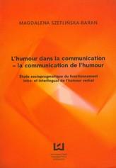 l humour dans la communication - la communication de l'humour