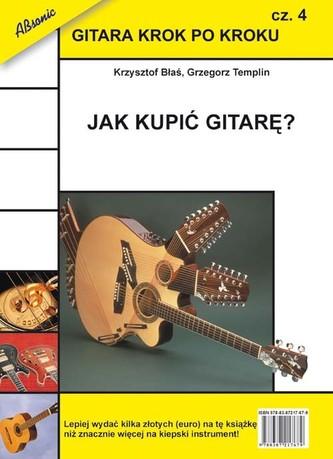 Gitara krok po kroku część 4