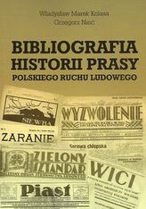 Bibliografia historii prasy polskiego ruchu ludowego