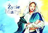 Życie Maryi - malowanka dla dzieci