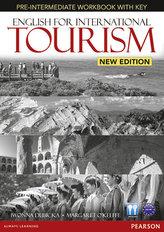 English for International Tourism Pre-Intermediate Workbook with key z płytą CD