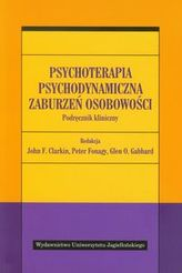 Psychoterapia psychodynamiczna zaburzeń osobowości