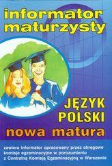Informator maturzysty Język polski Matura 2006