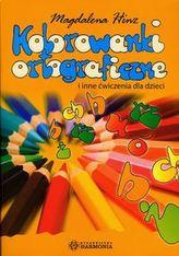 Kolorowanki ortograficzne