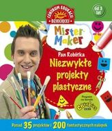 Mister Maker Pan Robótka
