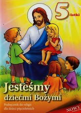 Jesteśmy dziećmi Bożymi 5-latki Podręcznik