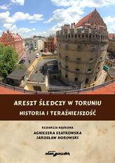 Areszt śledczy w Toruniu