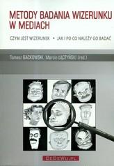 Metody badania wizerunku w mediach