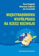Międzynarodowa współpraca na rzecz rozwoju