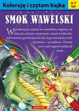 Koloruję i czytam bajkę Smok wawelski