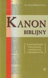 Kanon biblijny