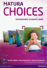 Matura Choices Intermediate Student's Book Zakres podstawowy i rozszerzony B1-B2