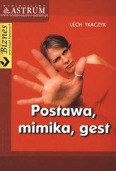 Postawa mimika gest