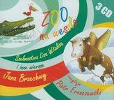 Zoo na wesoło Szelmostwa Lisa Witalisa i inne wiersze Jana Brzechwy