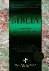 Biblia w przekładzie księdza Jakuba Wujka 1599