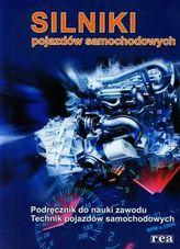 Silniki pojazdów samochodowych Podręcznik do nauki zawodu technik pojazdów samochodowych