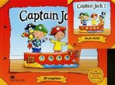 Captain Jack 1 Pupils Book Pack + Multi-ROM
