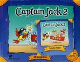 Captain Jack 2 Pupils Book Pack + Multi-ROM
