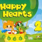 Happy Hearts 2 Pupil's Book z płytą CD