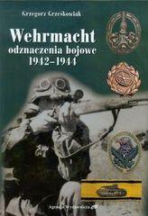 Wehrmacht Odznaczenia bojowe 1942-1944