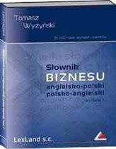 Słownik biznesu angielsko-polski, polsko-angielski CD