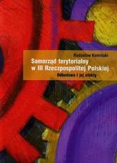 Samorząd terytorialny w III Rzeczpospolitej Polskiej