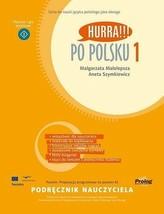 Po polsku 1 Podręcznik nuczyciela