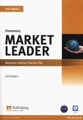 Market Leader Elementary Business English Practice File + CD
