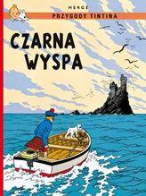 Czarna Wyspa Przygody Tintina Tom 7