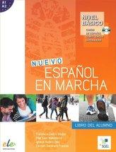Nuevo Espanol en marcha basico A1+A2 Podręcznik + CD
