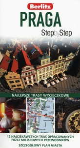Praga Step by Step Przewodnik Berlitz