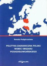 Polityka zagraniczna Polski wobec obszaru pojugosłowiańskiego