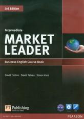 Market Leader Intermediate Business English Course Book + DVD