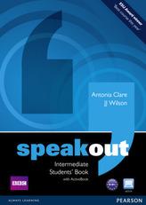 Speakout Intermediate Students' Book + CD