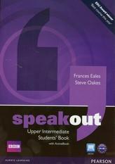 Speakout Upper Intermediate Students' Book z płytą DVD